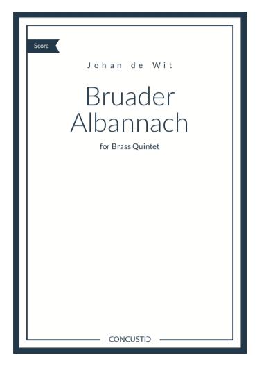 Bruader Albannach