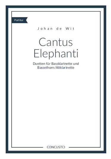 Cantus Elephanti