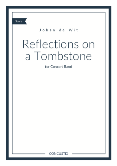 Reflections on a Tombstone