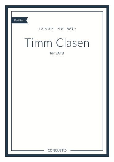 Timm Clasen